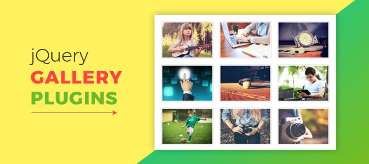 jQuery Gallery Plugins