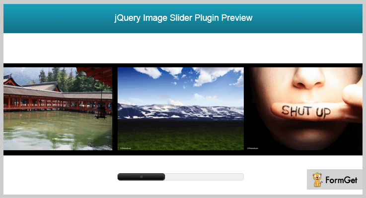 jQuery Image Slider Plugin