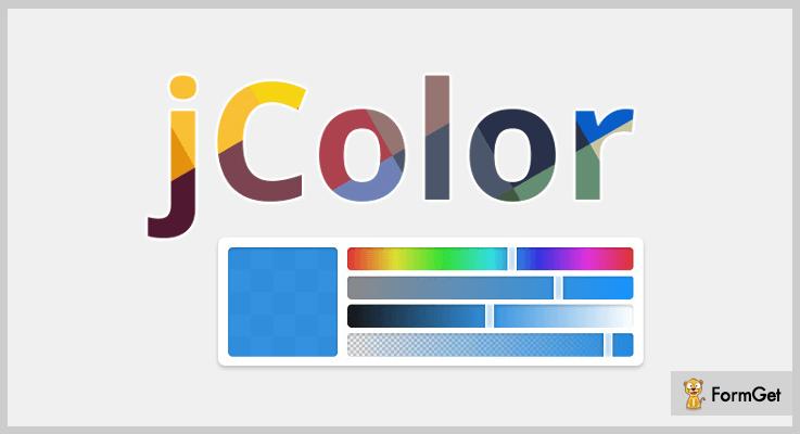 jColor jQuery Color Picker Plugins