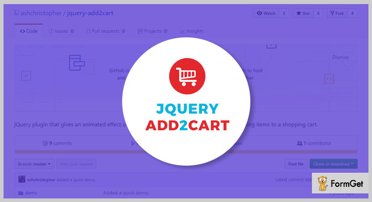 jQuery Add2Cart Shopping Cart jQuery Plugin