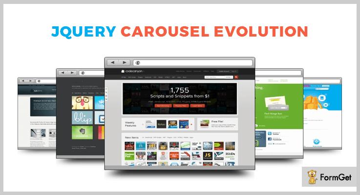 jQuery Carousel Evolution jQuery Carousel Plugin
