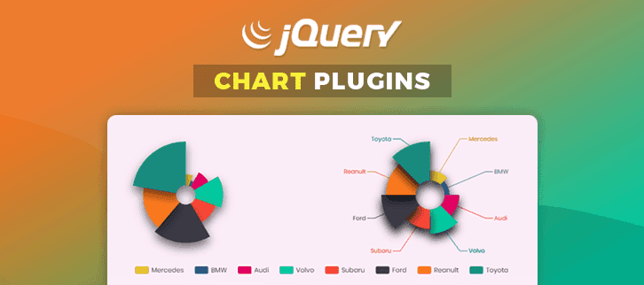 jQuery Charts Plugins