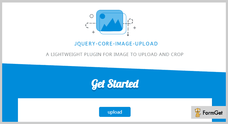 jQuery Core Image Upload Plugin