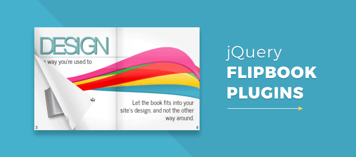 jQuery FlipBook Plugins