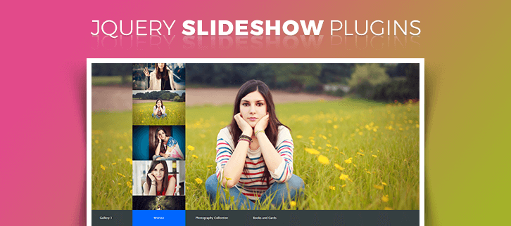 jQuery Slideshow Plugins
