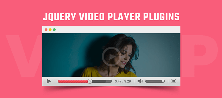 jQuery Video Player Plugins
