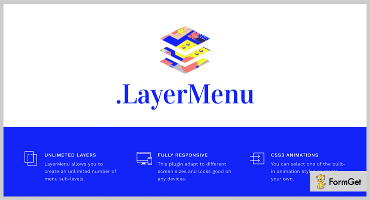 LayerMenu jQuery Menu Plugins
