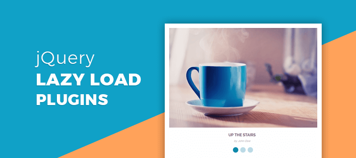 5+ Best jQuery Lazy Load Plugins 2019 (Free & Paid) | FormGet
