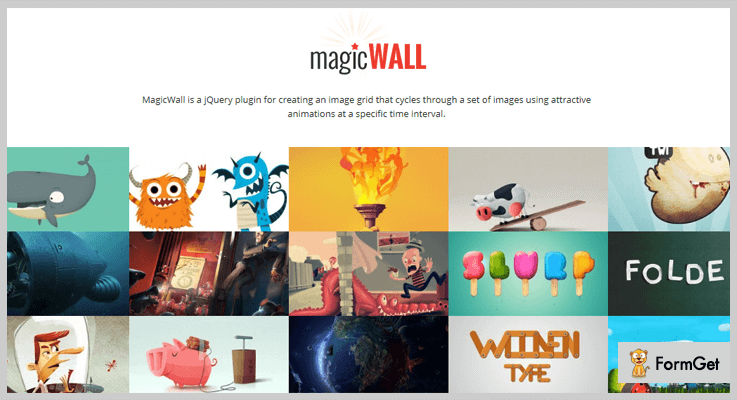 MagicWall jQuery Grid Plugins