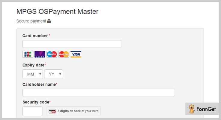 Mastercard Payment WordPress Payment Gateway Plugins