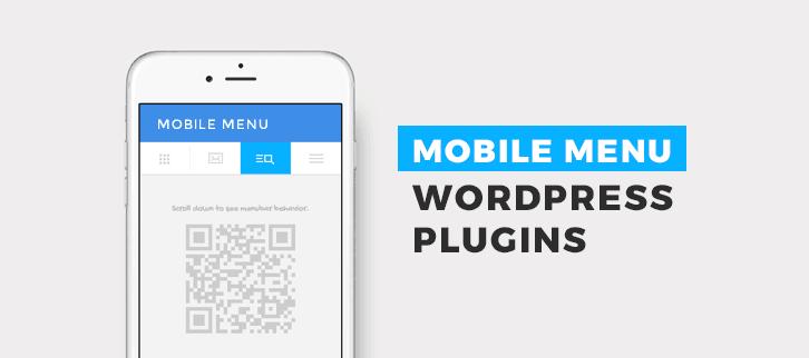 Mobile Menu WordPress Plugins