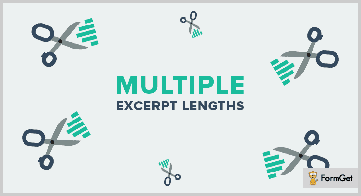 Multiple Excerpt Lengths WordPress Excerpt Plugin