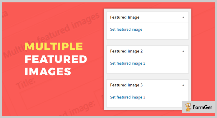 Multiple Featured Images Featured Image WordPress Plugin