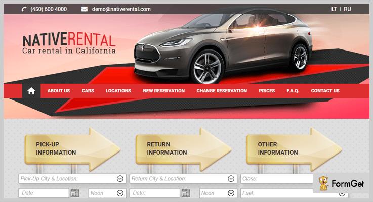 Native Car Rental