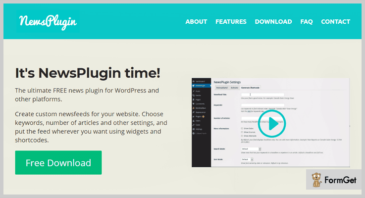 NewsPlugin News WordPress Plugins