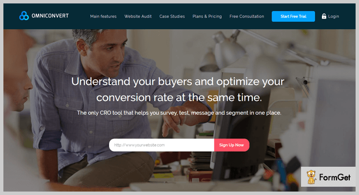 Omniconvert A/B Testing WordPress Plugins