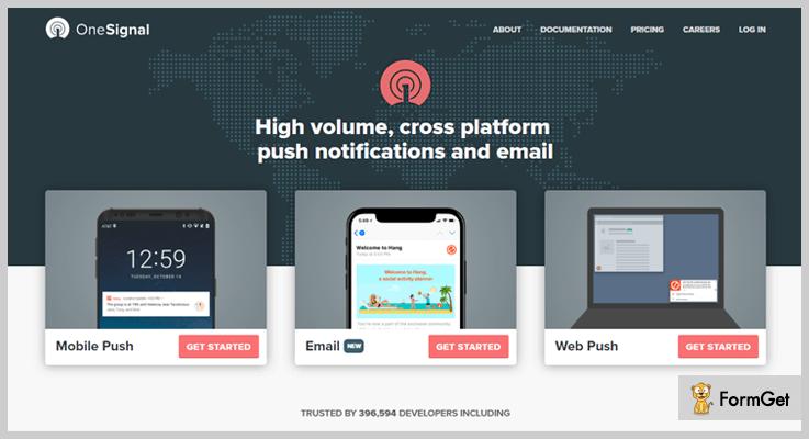 OneSignal WordPress Push Notification Plugin