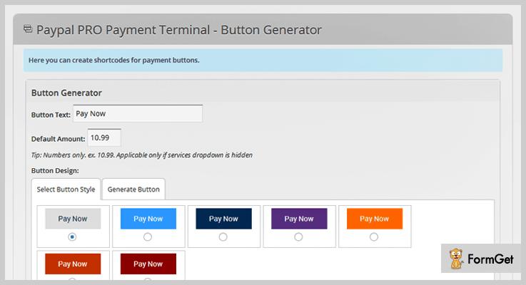 PayPal Pro Button WordPress Plugins