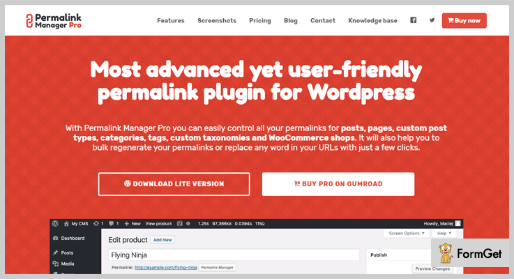 Permalink Manager Pro WordPress Permalink Plugin