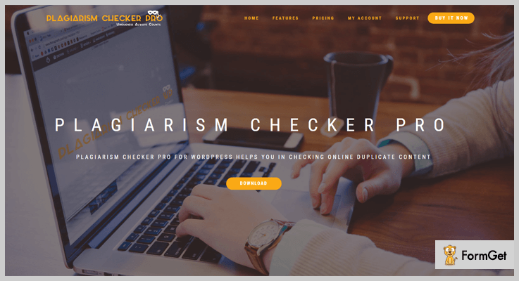 Plagiarism Checker Pro WordPress Plugin