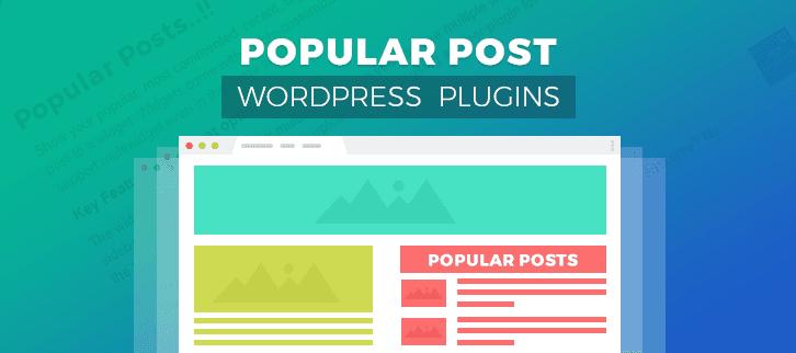 Popular Post WordPress Plugins