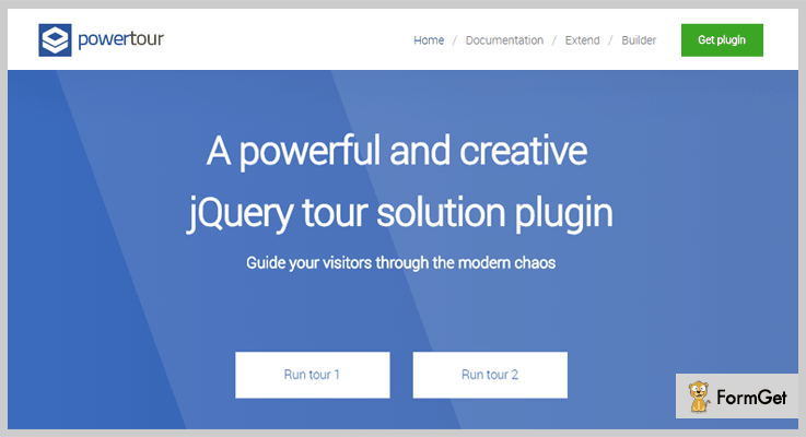 Power Tour jQuery Tour Plugin