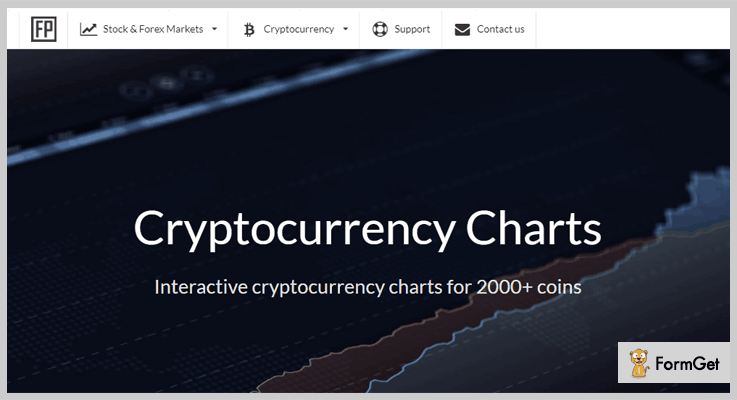 Premium Cryptocurrency Charts Cryptocurrency WordPress plugin