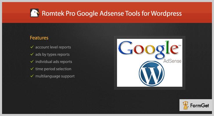 Pro Google AdSense Tools Plugin For WordPress AdSense WordPress Plugin