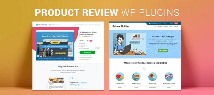 Product Review WordPress Plugins