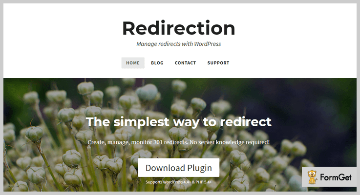 Redirection Redirect WordPress Plugin