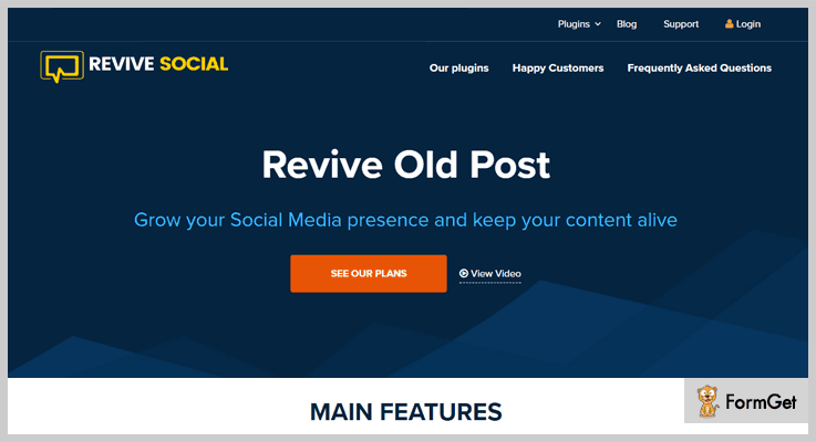 Revive Old Post WordPress Post Share Plugin