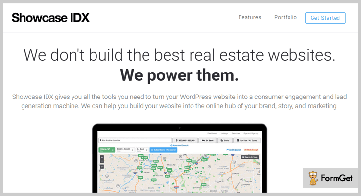Showcase IDX MLS WordPress Plugin