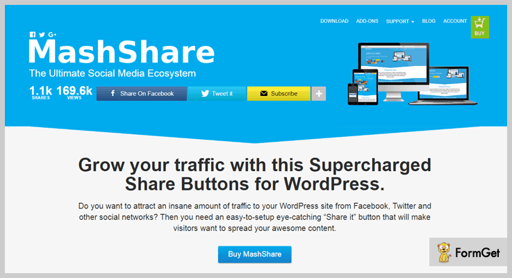Social Media Share Buttons WordPress Skype Plugins