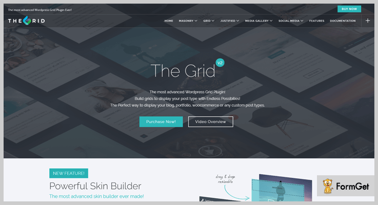 the Grid WordPress Grid Plugin
