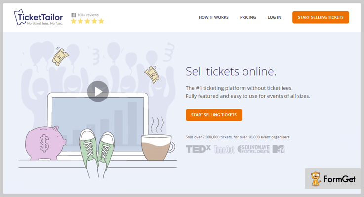 Ticket Tailor WordPress e-Ticket Plugin