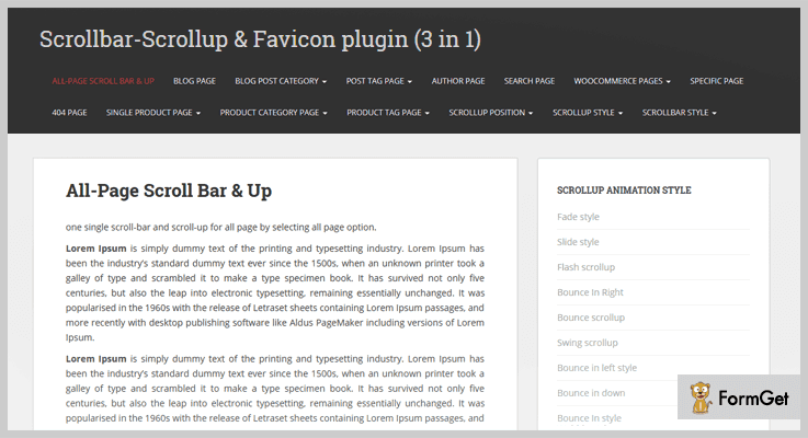 Favicon WordPress Plugin