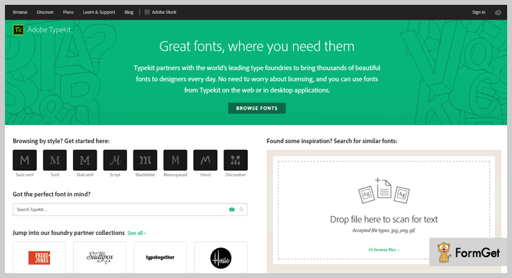 TypeKit Fonts WordPress Typography Plugin