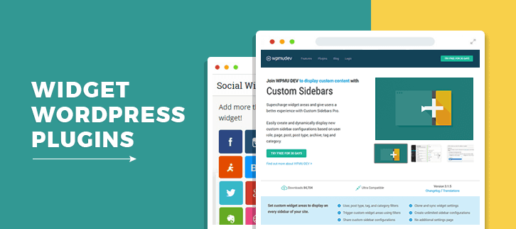 Widget WordPress Plugins