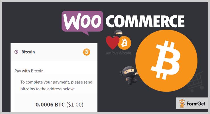 WooCommerce Bitcoin Payments Bitcoin WordPress Plugin