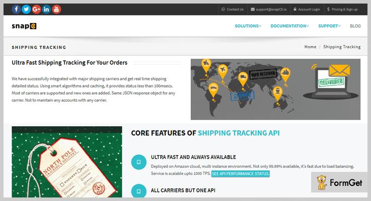 WooCommerce Order Shipping Tracking Order Tracking WordPress Plugin