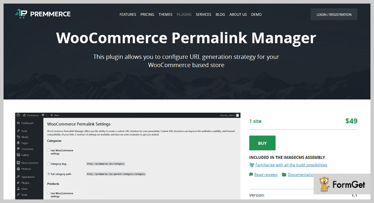WooCommerce Permalink Manager WordPress Permalink Plugin