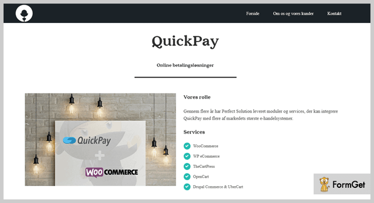 Quick Pay WordPress Payment Gateway Plugins