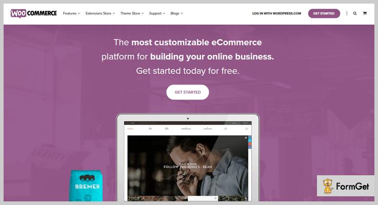 WooCommerce Shopping Cart WordPress Plugin