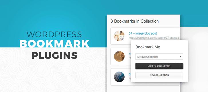 WordPress Bookmark Plugins