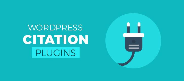WordPress Citation Plugins