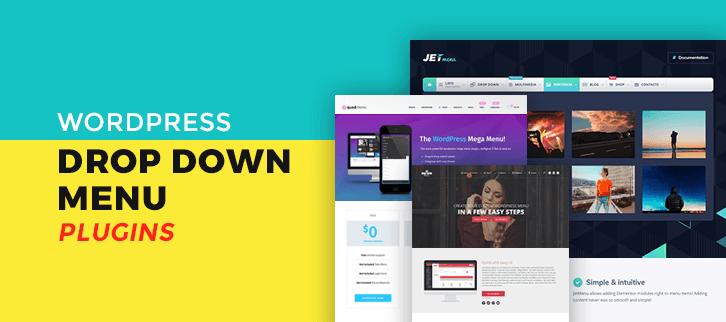 WordPress Drop Down Menu Plugins
