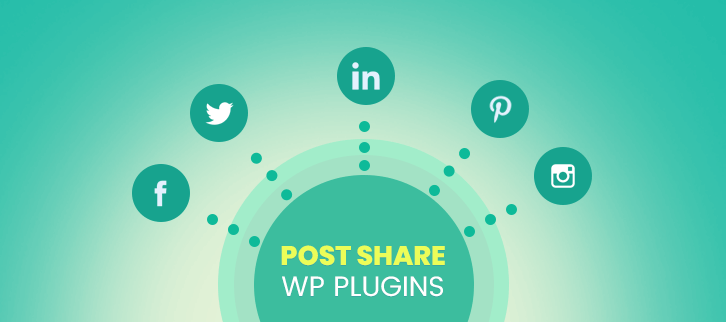 WordPress Post Share Plugins