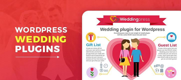 WordPress Wedding Plugins