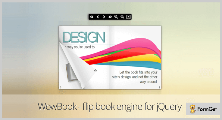 WowBook, Flipflop jQuery Plugin jQuery FlipBook Plugin