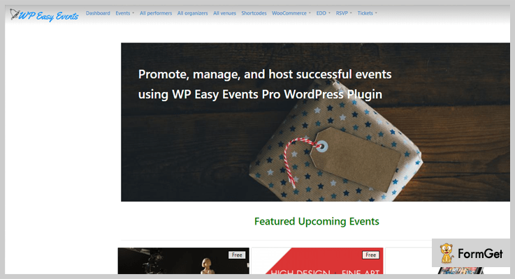 WP Easy Events Pro RSVP WordPress Plugins